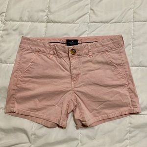Light Pink American Eagle Shorts (Size: 8)